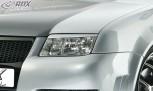 RDX Scheinwerferblenden VW Bora Böser Blick