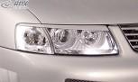 RDX Scheinwerferblenden für VW Passat 3B Böser Blick