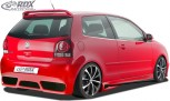 """RDX Seitenschweller für VW Polo 9N3 """"GT4 ReverseType"""
