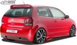 RDX Heckspoiler für VW Polo 9N3 Dachspoiler Spoiler