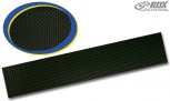 RDX Alugitter schwarz 150 x 30 cm Racegitter Gitter