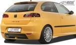 RDX Heckansatz Seat Ibiza 6L FR / Facelift Heckschürze Heck