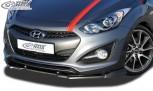 RDX Frontspoiler VARIO-X HYUNDAI i30 Coupe 2013+ Frontlippe Front Ansatz Vorne Spoilerlippe