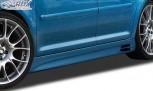 """RDX Seitenschweller VW Touran 1T1 Facelift 2011+ """"GT-Race"""""""