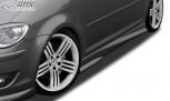 """RDX Seitenschweller VW Touran 1T1 Facelift 2011+ """"TurboR"""""""