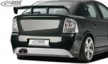 """RDX Heckstoßstange Opel Astra G mit KZ-Mulde """"NewStyle"""" Heckschürze Heck"""