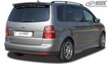 RDX Heckspoiler für VW Touran 1T incl. Facelift (Mod. 2003-2011) Dachspoiler Spoiler
