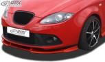 RDX Frontspoiler VARIO-X SEAT Altea 5P FR Frontlippe Front Ansatz Vorne Spoilerlippe