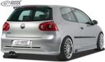 """RDX Heckansatz für VW Golf 5 """"GTI/R-Five"""" Heckschürze Heck"""