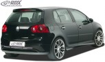 RDX Heckspoiler VW Golf 5 Version 1 Dachspoiler Spoiler