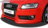 RDX Frontspoiler AUDI A5 -2011 Coupe, Cabrio, Sportback Frontlippe Front Ansatz Vorne Spoilerlippe