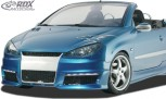 "RDX Frontstoßstange Peugeot 206 / 206CC ""GTI-Five"" Frontschürze Front"