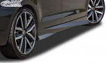 """RDX Seitenschweller VW Jetta 6 2010+ """"Turbo"""""""