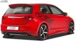 "RDX Set-Angebot VW Golf 7 ""R-Look"" RDHA049 (Mittelblende) + RDHA019 (Seitenteile)"