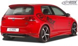 RDX Set-Angebot VW Golf 7 RDHA017 (Mittelblende) + RDHA019 (Seitenteile)