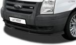 RDX Frontspoiler VARIO-X FORD Transit MK6 (2006-2013) Frontlippe Front Ansatz Vorne Spoilerlippe