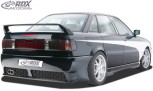 "RDX Heckstoßstange Audi 80 B3 B4 Limousine / Avant mit KZ-Mulde ""GT4"" Heckschürze Heck"