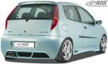 "RDX Heckstoßstange Fiat Punto 2 ""Turbo"" Heckschürze Heck"