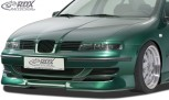 RDX Frontspoiler Seat Toledo 1M Frontlippe Front Ansatz Spoilerlippe