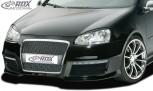 "RDX Frontstoßstange VW Golf 5 ""SingleFrame"" Frontschürze Front"