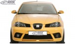 RDX Frontspoiler Seat Ibiza 6L FR / Facelift Frontlippe Front Ansatz Spoilerlippe