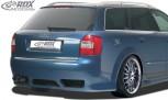 "RDX Heckansatz Audi A4 B6 8E Avant / Kombi ""GT-Race"" Heckschürze Heck"