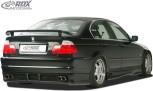 "RDX Heckspoiler für BMW E46 ""GT-Race"" Heckflügel Spoiler"