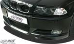 RDX Frontstoßstange für BMW E46 im E92-Look Frontschürze Front