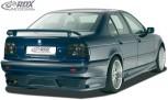 "RDX Heckspoiler BMW E39 Limousine ""GT-Race"" Heckflügel Spoiler"