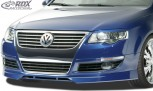 RDX Frontspoiler VW Passat 3C Frontlippe Front Ansatz Spoilerlippe