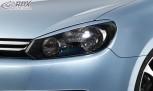 RDX Scheinwerferblenden VW Golf 6 Böser Blick