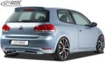 RDX Heckspoiler für VW Golf 6 (kleine Version) Dachspoiler Spoiler