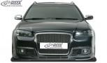 "RDX Motorhaubenverkleidung Audi A6 4B C5 Facelift (2001+) ""SingleFrame"" Böser Blick"