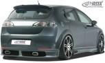 RDX Heckspoiler für SEAT Leon 1P (kleine Version) Dachspoiler Spoiler