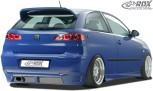 RDX Heckspoiler für SEAT Ibiza 6L (große Version) Dachspoiler Spoiler