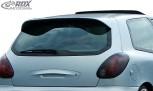 RDX Heckspoiler Fiat Bravo Dachspoiler Spoiler