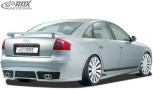 RDX Heckspoiler Audi A6 4B Facelift (ab 01) Limousine Heckflügel Spoiler