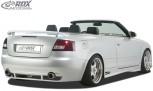 RDX Heckspoiler Audi A4 8H Cabrio Heckflügel Spoiler