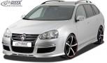 RDX Frontspoiler VW Golf 5 GT, GTI, GTD, Variant Frontlippe Front Ansatz Spoilerlippe