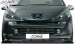 RDX Scheinwerferblenden Peugeot 207 / 207CC Böser Blick