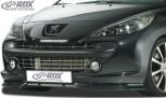 RDX Frontspoiler Peugeot 207 / 207CC Frontlippe Front Ansatz Spoilerlippe