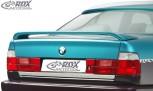 RDX Heckspoiler BMW E34 Limousine Spoiler
