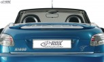 RDX Heckspoiler Peugeot 206 CC Dachspoiler Spoiler