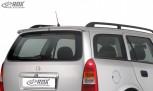 RDX Heckspoiler für OPEL Astra G Caravan / Kombi Dachspoiler Spoiler