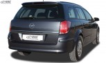 RDX Heckspoiler für OPEL Astra H Caravan / Kombi Dachspoiler Spoiler