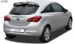 """RDX Heckspoiler Opel Corsa E (2/3-türer) """"OPC Look"""" Dachspoiler Spoiler"""