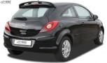 """RDX Heckspoiler Opel Corsa D (2/3-türer) """"OPC Look"""" Dachspoiler Spoiler"""
