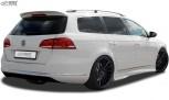 RDX Heckspoiler VW Passat B7 / 3C Variant Kombi Dachspoiler Spoiler