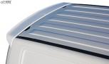 RDX Heckspoiler VW T5 mit Flügeltüren (incl. Facelift) Dachspoiler Spoiler