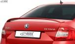 "RDX Heckspoiler SKODA Octavia 3 (5E) Limousine ""RS-Look"" Heckflügel Spoiler"